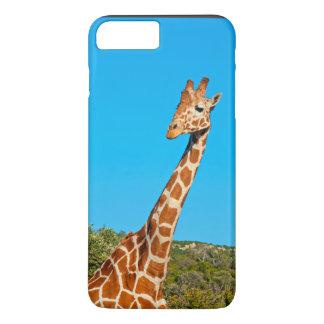 A Picture Of A Giraffe iPhone 7 Plus Case