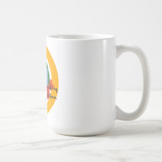 A Piece of My Heart is in China 15oz Mug