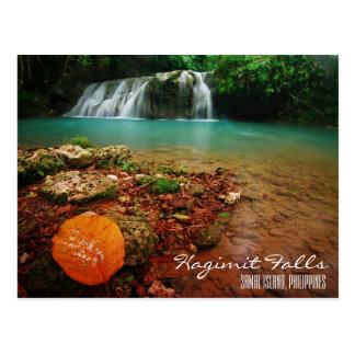 A piece of paradise postcard