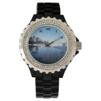 A piece of Queensland 1 Wrist Watch