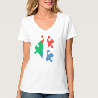 A Piece of the Autism Puzzle T-Shirt