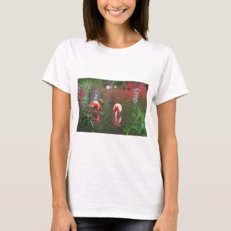 A piece of the paradise flamingo T-Shirt