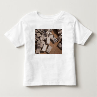 A pile of Meals Ready to Eat Toddler T-shirt