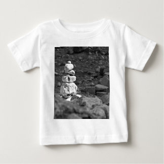 A pile of Rocks Baby T-Shirt