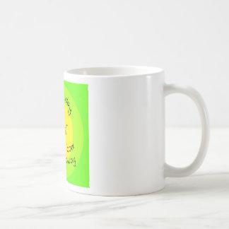 A pill a day coffee mug