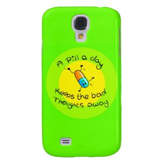 A pill a day samsung galaxy s4 case