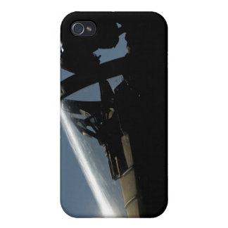 A pilot prepares for take-off cases for iPhone 4