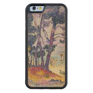 A Pine Grove, 1906 Carved® Maple iPhone 6 Bumper Case