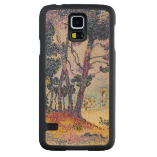 A Pine Grove, 1906 Carved® Maple Galaxy S5 Case