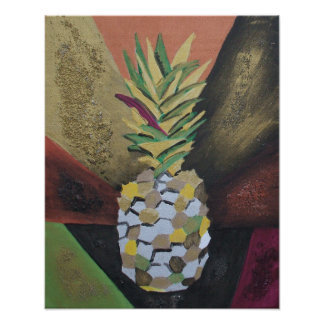 """A Pineapple Apart"" print"