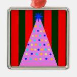 A Pink Christmas Christmas Ornament