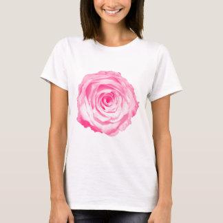 A Pink Rose T-Shirt