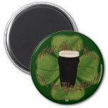 A Pint of the Black Stuff Fridge Magnets