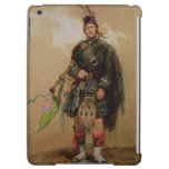 A Piper of the 79th Highlanders at Chobham iPad Air Cases