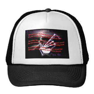 A Piper s Creed Lightning Mesh Hat
