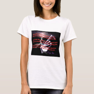 A Piper's Creed (Lightning) T-Shirt