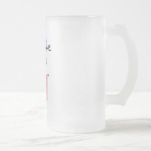 """A Pirate Says """"R"""" 16 Oz Frosted Glass Beer Mug"""