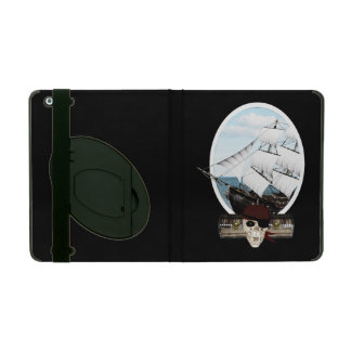A Pirate Ship iPad Cover