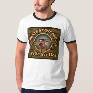 A Pirate's Best Friend Tee Shirt