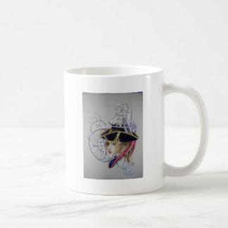 A pirates life coffee mug