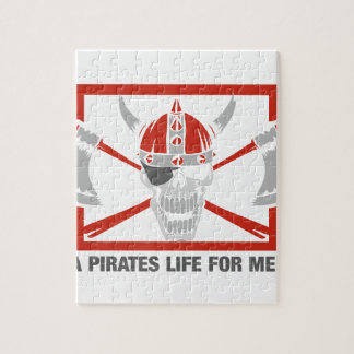 A Pirates Life For Me Jigsaw Puzzle