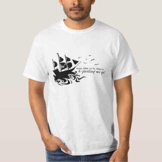 A-Pirating We Go! Tee Shirt