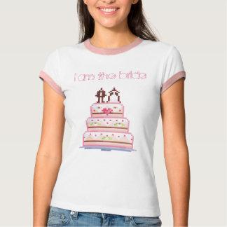 a pixel wedding ♥ T-Shirt