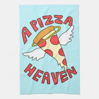 A Pizza Heaven Towel