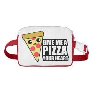 A Pizza Your Heart Fanny Pack