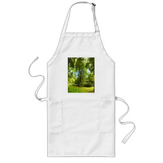 A Place Beyond  - Mystery Almost in Sight Long Apron