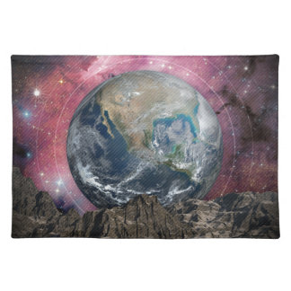 A Place In Space Place Mat
