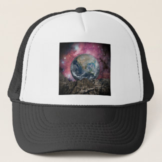 A Place In Space Trucker Hat