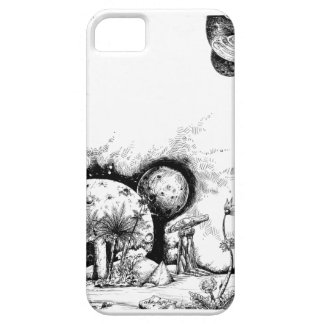 A place in the universe iPhone SE/5/5s case