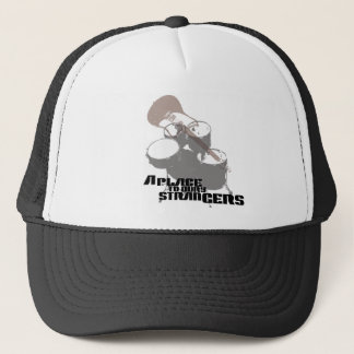A Place to Bury Strangers Band Elements Hat