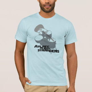 A Place to Bury Strangers Band Elements T Shirt