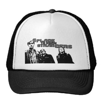 A Place to Bury Strangers Band Silhouette Hat
