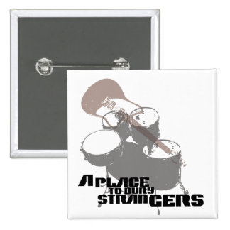 A Place To Bury Strangers Button