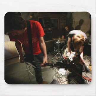 A Place to Bury Strangers Group Shot Mouse Pad