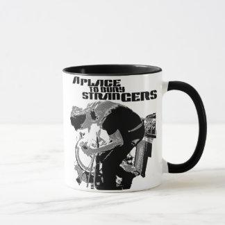 A Place to Bury Strangers Oliver Design Mug