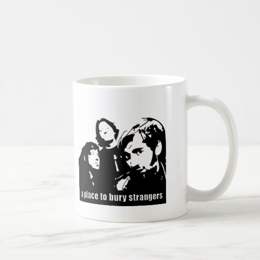 A Place to Bury Strangers Vector Mug