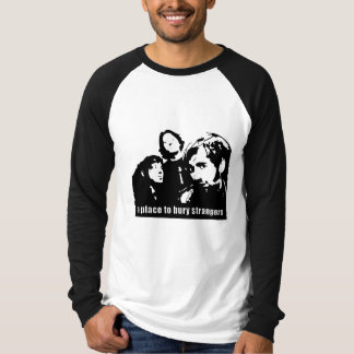 A Place to Bury Strangers Vector T-shirt