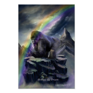 A Place To Dream Art Poster/Print Poster