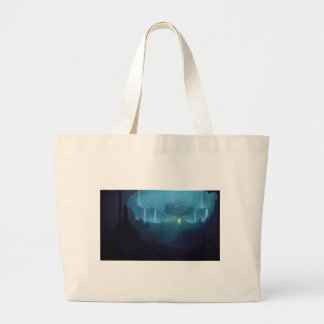 A Place To Hide Large Tote Bag