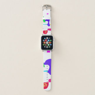 A Plain Sandwich Apple Watch Band