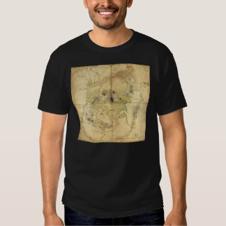 A Plan of Boston & Vicinity Map (1775) Tee Shirt