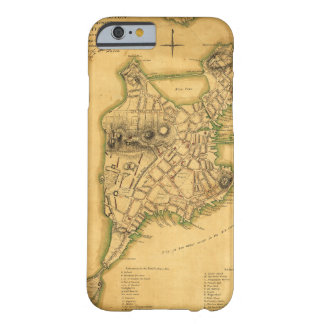 A Plan of the Town of Boston Map (1775) Barely There iPhone 6 Case
