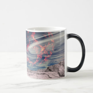 A Planet's Demise Magic Mug