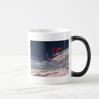 A Planet's Demise, Morphing Mug
