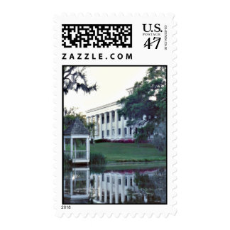 A Plantation On The Mississippi Postage
