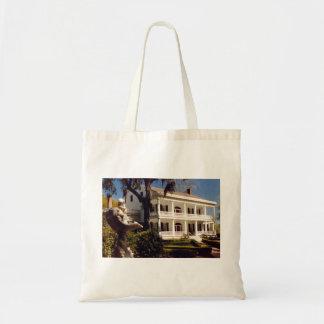 A Plantation On The Mississippi Tote Bag